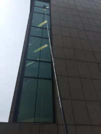 High Building Window Cleaning
